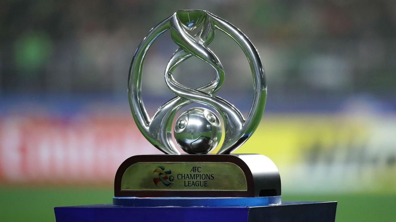 AFC Champions League trophy