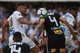 Santos vs São Paulo 16092018