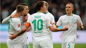 Max Kruse Bayer Leverkusen Werder Bremen Bundesliga 17032019