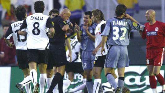 Marseille Valencia UEFA Cup 2004