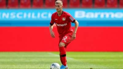 Daley Sinkgraven Bayer Leverkusen 08042019