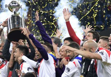 River win Copa final few will remember for the football