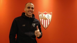 Sandro Ramirez Sevilla FC