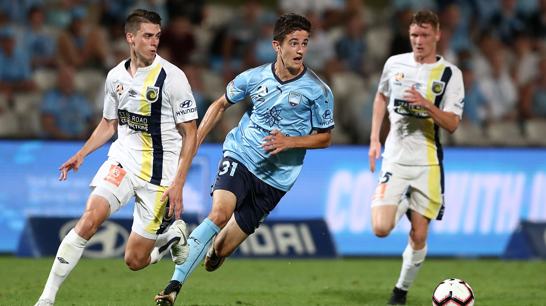 Luke Ivanovic Sydney FC