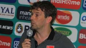 Pelatih Singapura - Rob Johannes Maria Servais