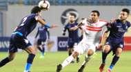 الزمالك - بيراميدز - محمد إبراهيم