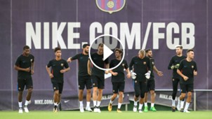 GFX Video Barcelona entrenamiento