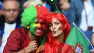 Fans Portugal Austria Euro 2016 06182016