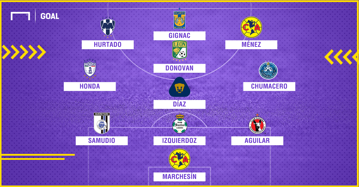 XI IDEAL EXTRANJEROS CLAUSURA 2018