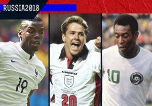 <p>Inilah deretan pemain terbaik Piala Dunia sejak 1958 hingga 2018. FIFA baru secara resmi melakukan pemilihan pemain terbaik mulai 2006, sementara pemain terbaik dari 1958 hingga 2002 dipilih melalui voting di dunia daring melalui laman resmi feder...