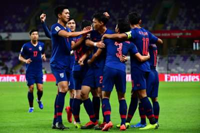 Thailand Asian Cup 2019