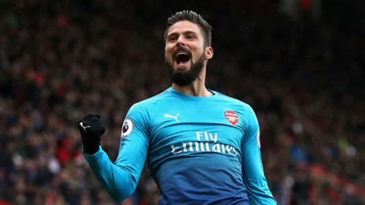 'Giroud one of the best strikers in the Premier League' - Wilshere hails Arsenal super-sub