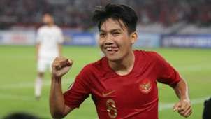 Witan Sulaiman - Timnas Indonesia U-19