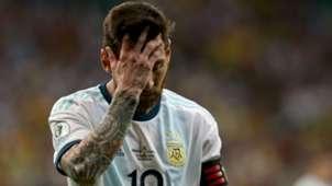 Messi Colômbia Argentina Copa América 2019 15 06 2019