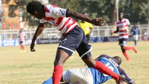 AFC Leopards striker Paul Kiongera.