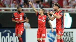 Sebastian Giovinco Chivas Toronto FC CONCACAF Champions League