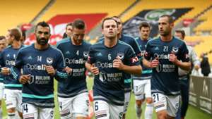 Leigh Broxham Wellington Phoenix v Melbourne Victory A-League 17012017