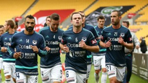 Leigh Broxham Wellington Phoenix v Melbourne Victory A-League 17012017