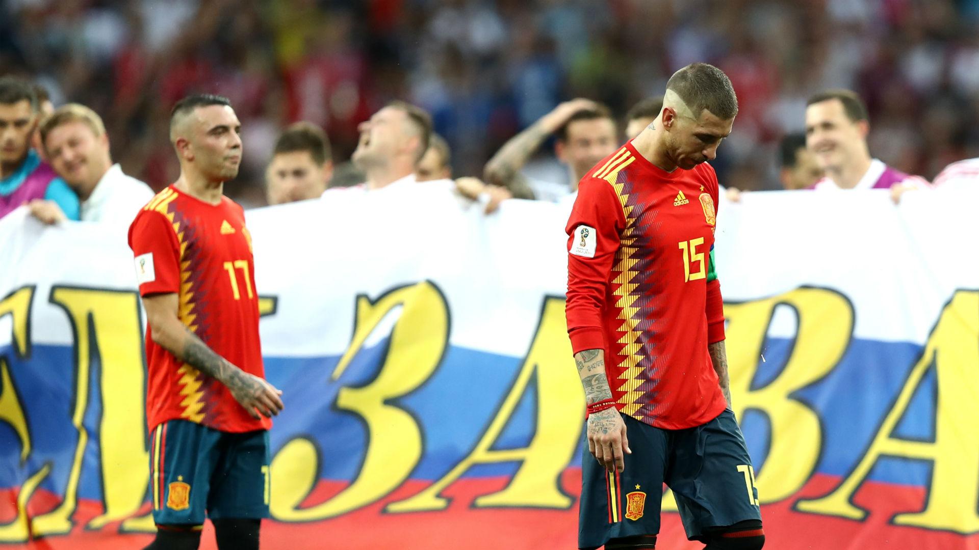 Spain Russia