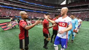 Josef Martinez Michael Bradley Atlanta United Toronto FC MLS
