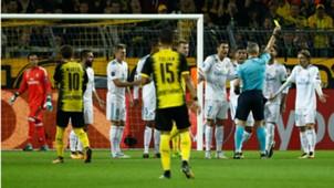 Luka Modric Borussia Dortmund Real Madrid