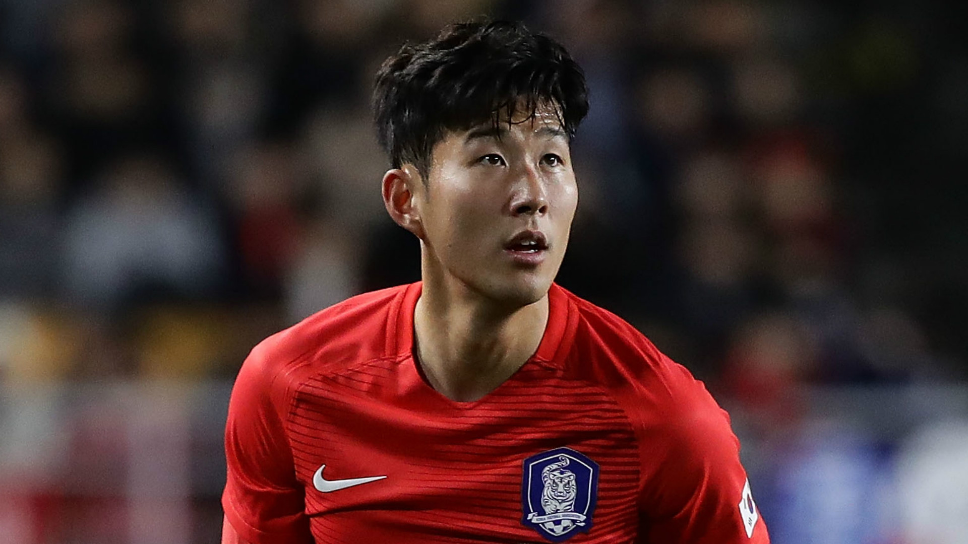 Son Heung-Min South Korea 2017