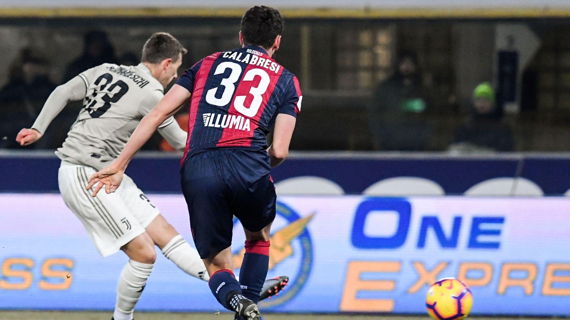 Federico Bernardeschi Bologna Juventus Coppa Italia