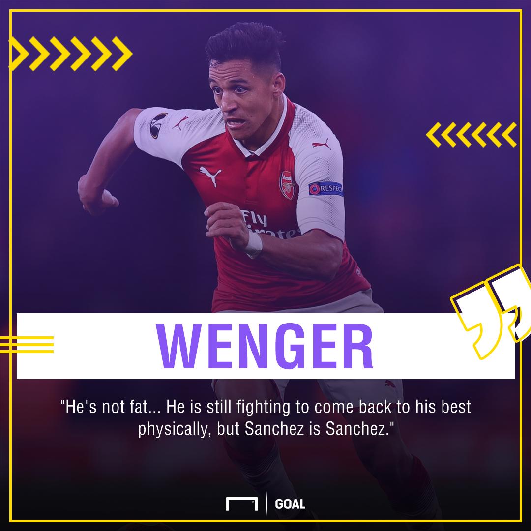 Alexis Sanchez Arsenal PS