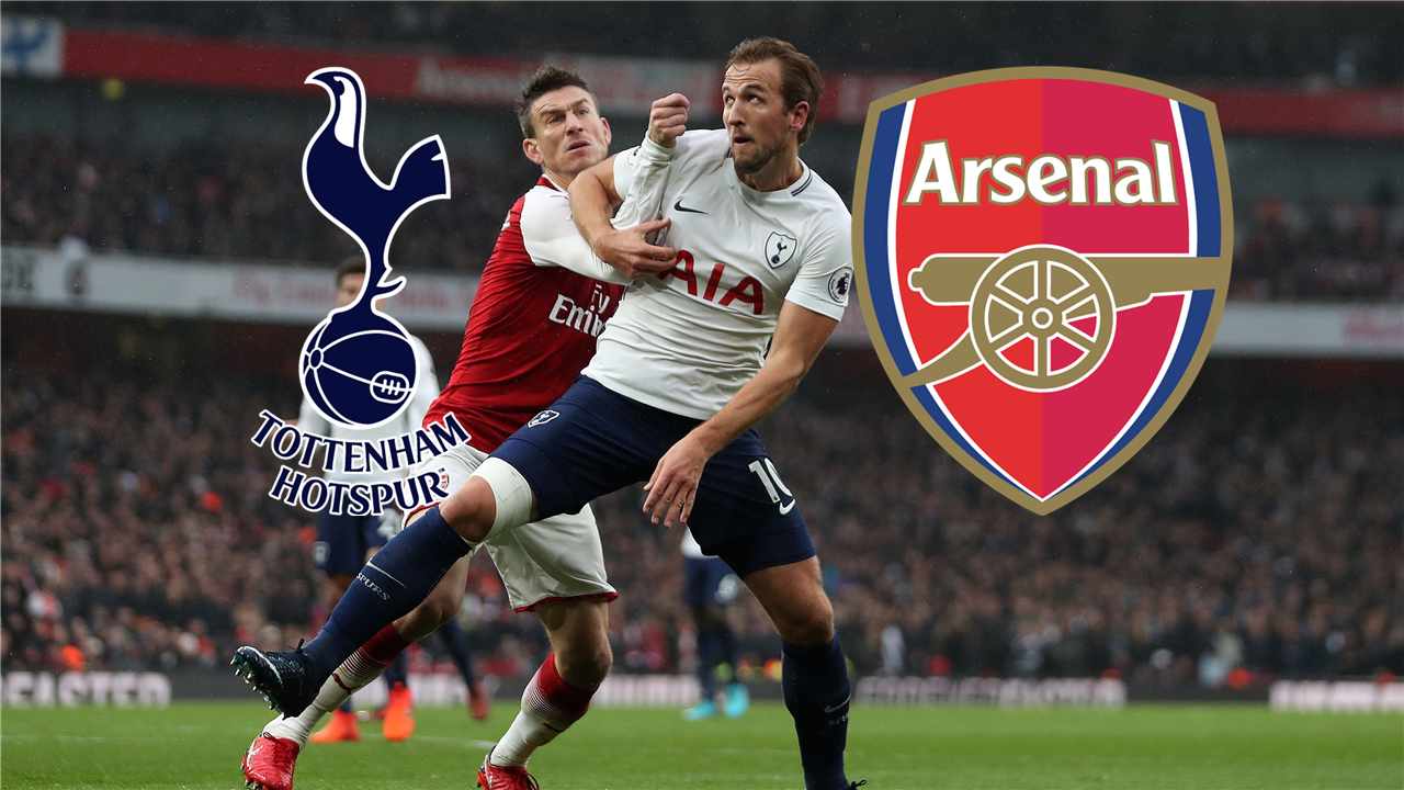 GFX Tottenham Hotspur Arsenal