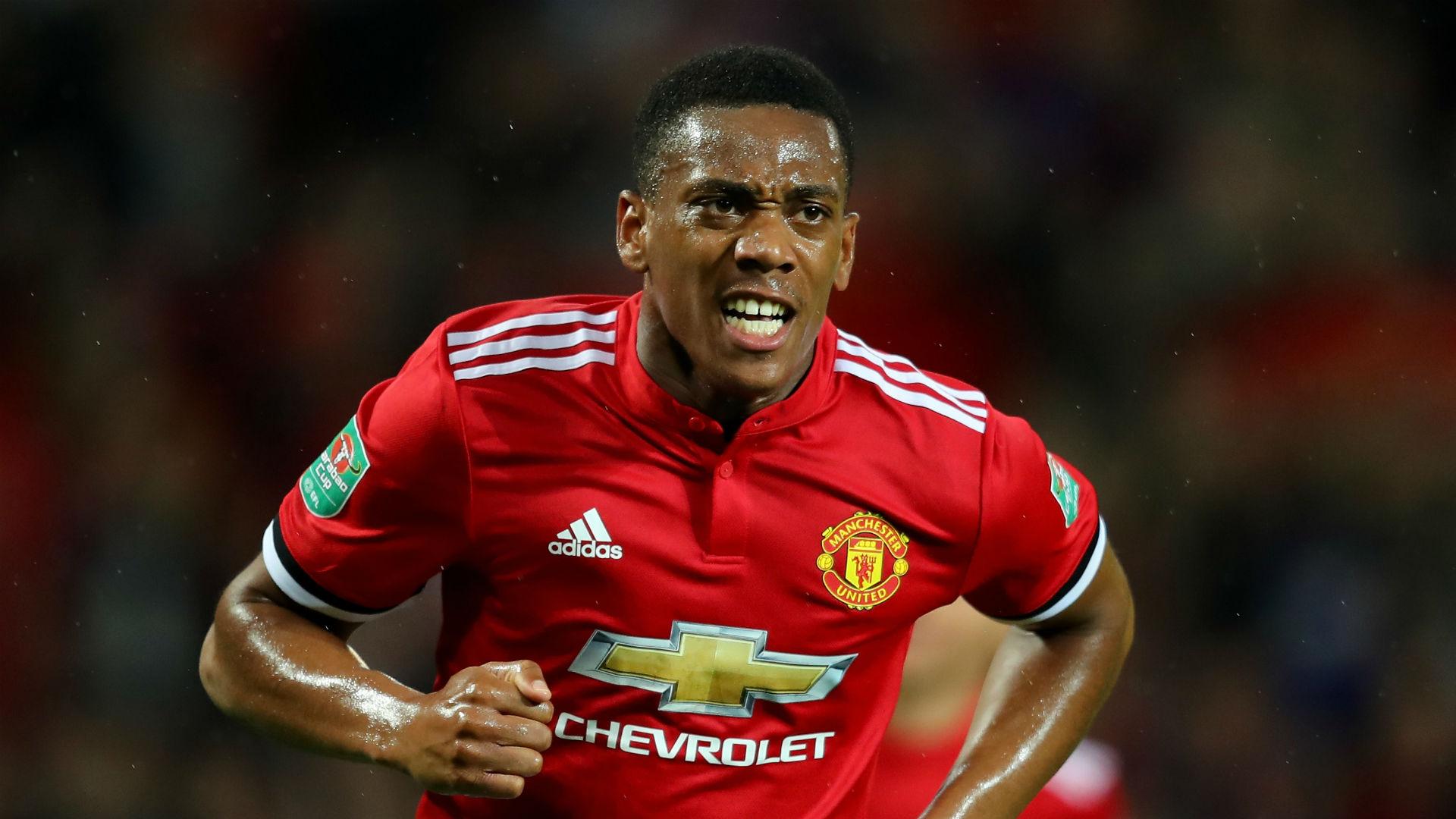 Martial embracing 'super-sub' mentality at Man Utd as goals flow again