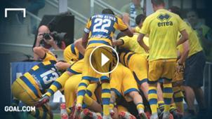 parma inter video highlights