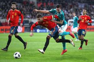 Sergio Ramos Spain German 24032018