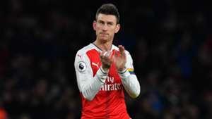 Laurent Koscielny Arsenal 2017