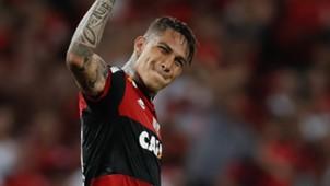 Paolo Guerrero Flamengo Universidad Catolica Libertadores 04052017