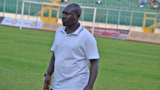 Aduana Stars coach Yussif Abubakar
