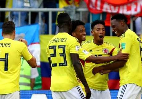 La agenda de Colombia en el Mundial