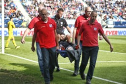 Robin Propper injury - Heracles Almelo