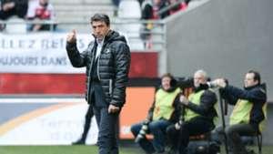 David Guion Reims Ligue 2