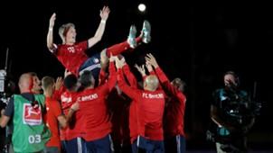 Schweinsteiger FC Bayern Chicago Fire
