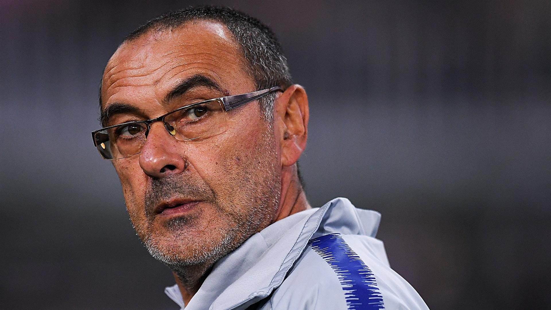 Maurizio Sarri Chelsea 2018