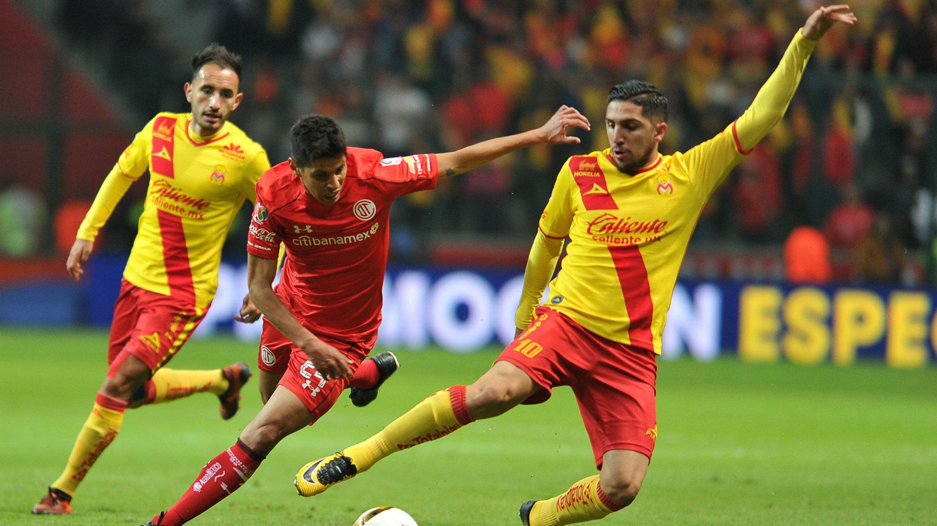 Liga MX playoffs: Toluca's furious rally keeps Red Devils