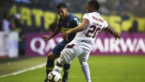 Banguero Tevez Boca Deportes Tolima Copa Libertadores 12032019