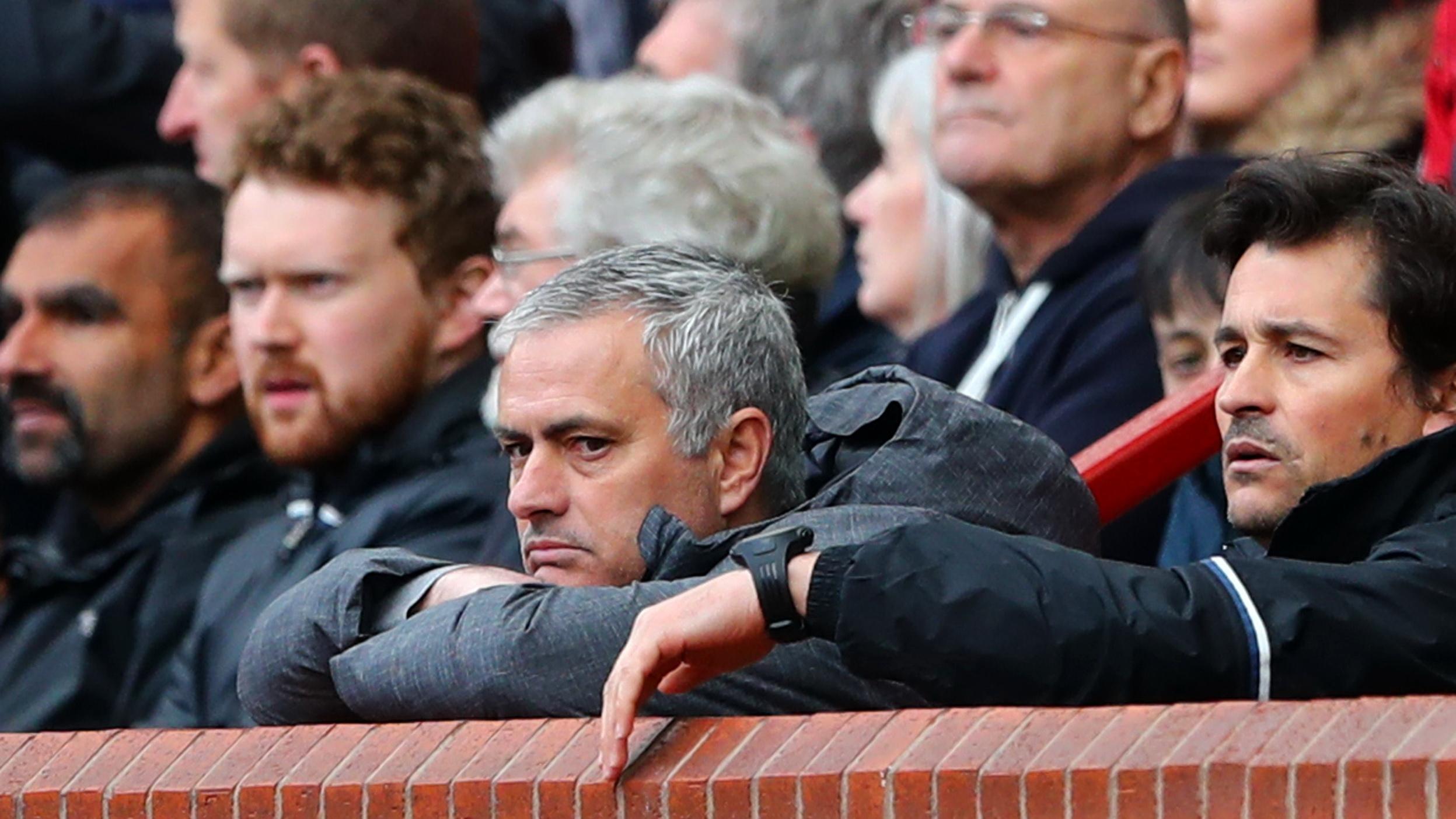 Jose Mourinho Manchester United West Brom Premier League