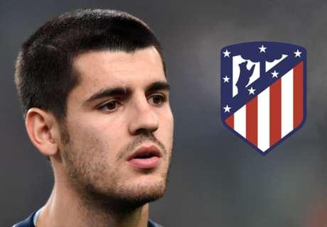 Chelsea bereikt akkoord met Atlético over transfer Morata