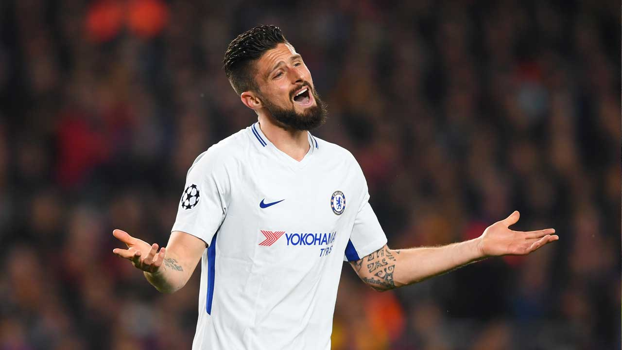 UCL: Barcelona, Chelsea Clash For Last Eight