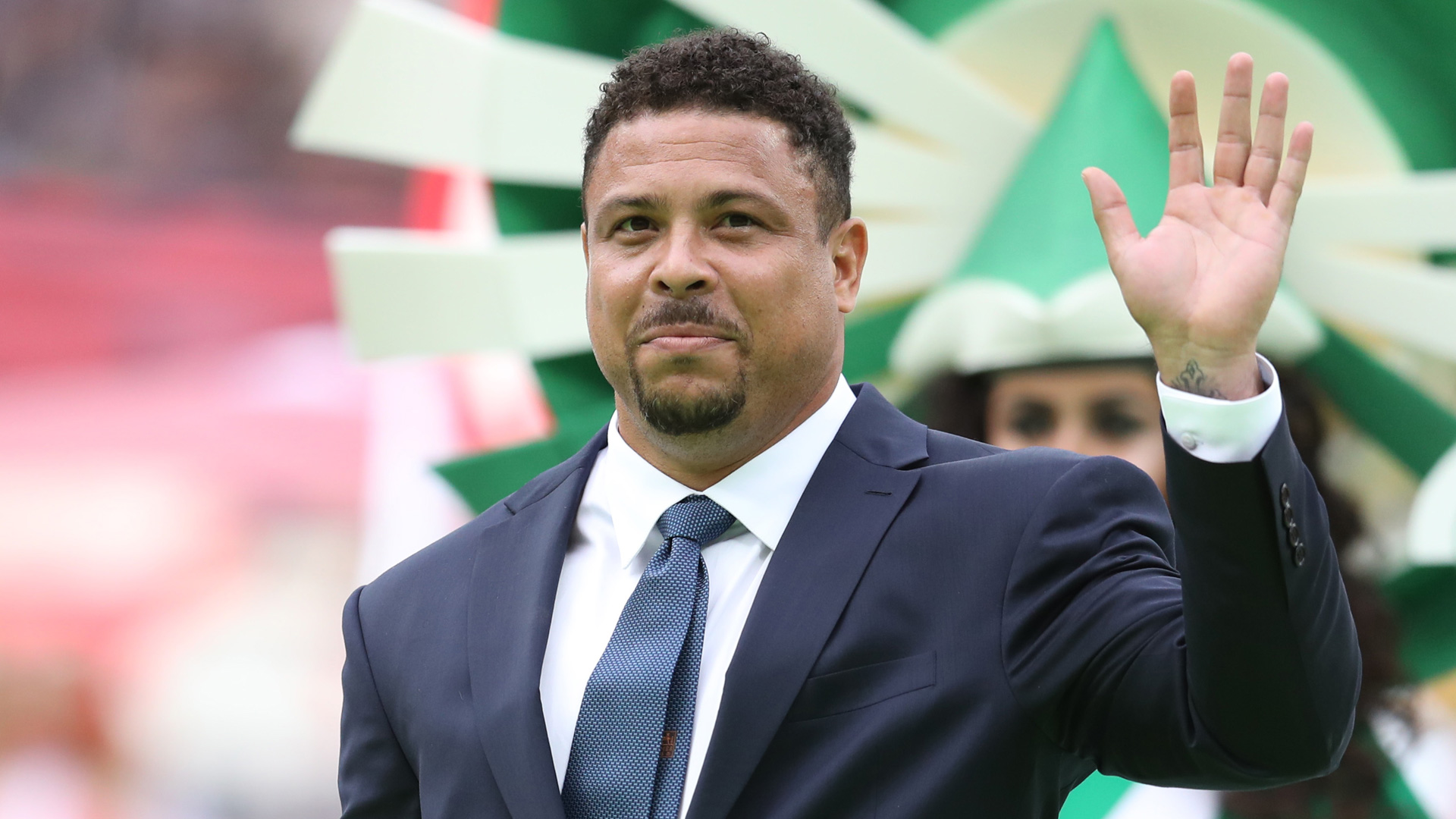 Brazil great Ronaldo takes over Spanish club