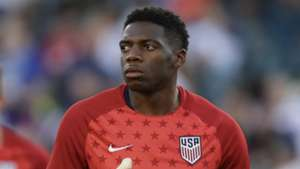 Sean Johnson USMNT 06302019
