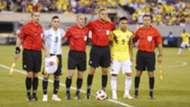 Tagliafico Falcao Colombia Argentina amistoso 11092018