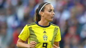 Kosovare Asllani becomes first signing for Real Madrid's women's team