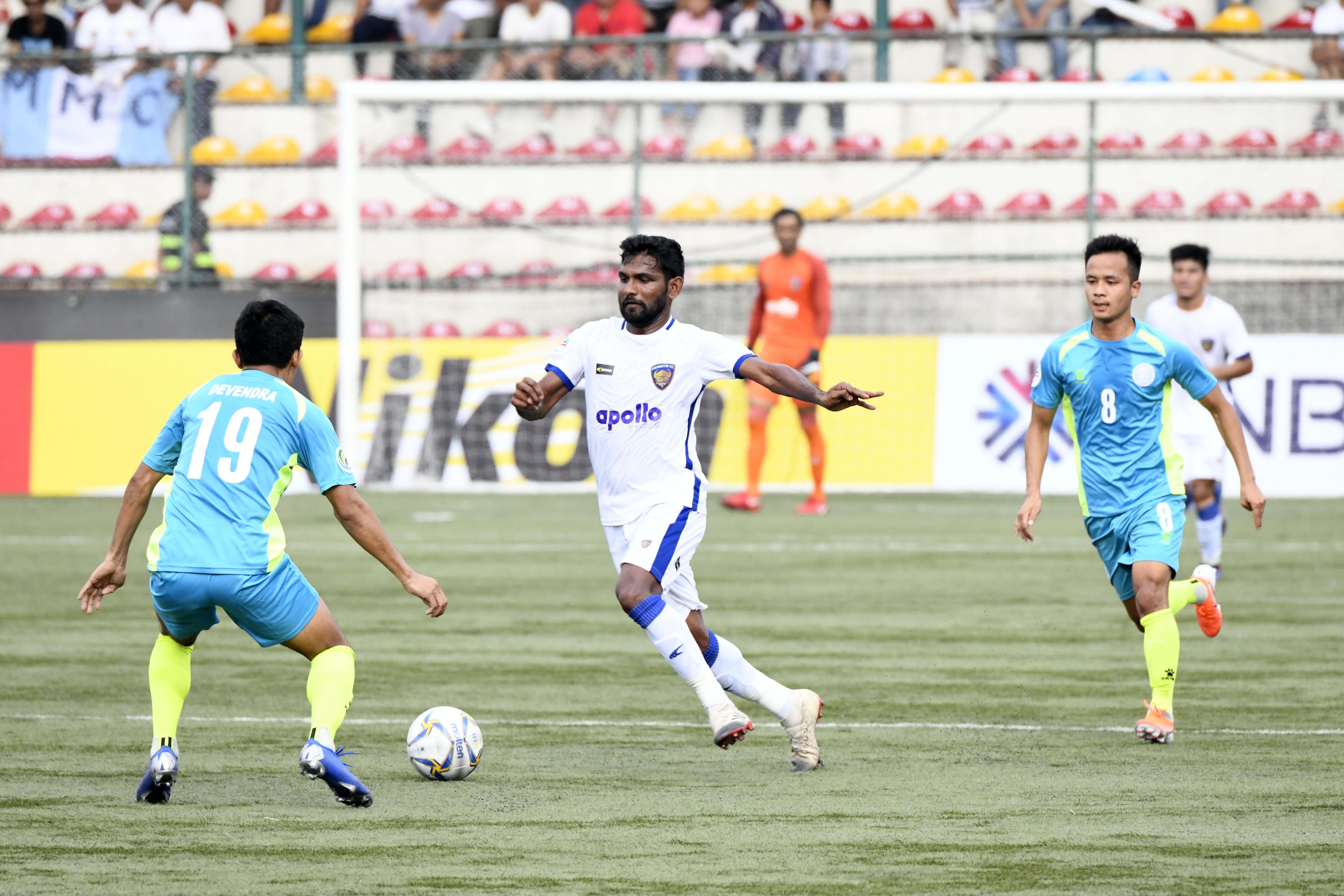 Manang Marshyangdi vs Chennaiyin